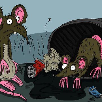 Rat Finks by KaitlinDonovan