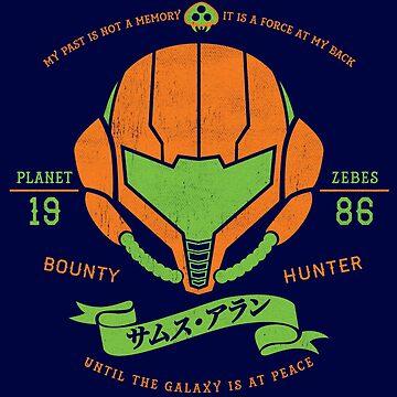 Bounty Hunter by machmigo