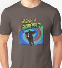 Hilarious House of Frightenstein Unisex T-Shirt