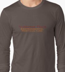 Virginia Tech Environmental Horticulture Long Sleeve T-Shirt
