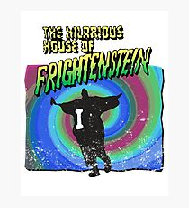 Hilarious House of Frightenstein Photographic Print