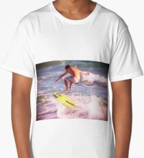 Ocean Wave Jumper Long T-Shirt