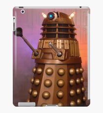 Gold Doctor Who Dalek from 2005 iPad Case/Skin
