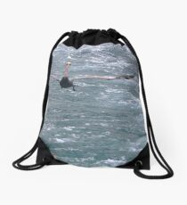 Spread Out Drawstring Bag