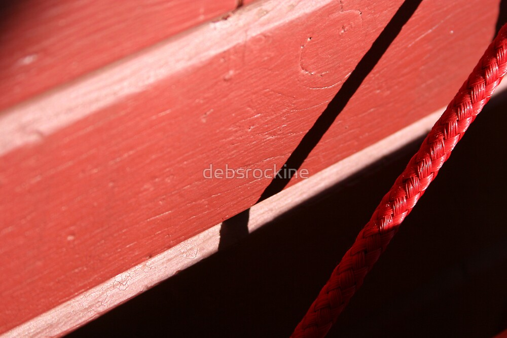 Red Whip by debsrockine