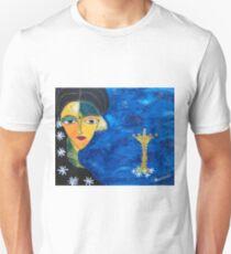 Indian Bride Unisex T-Shirt