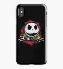 Sk8llington (collab with biticol) iPhone Case/Skin