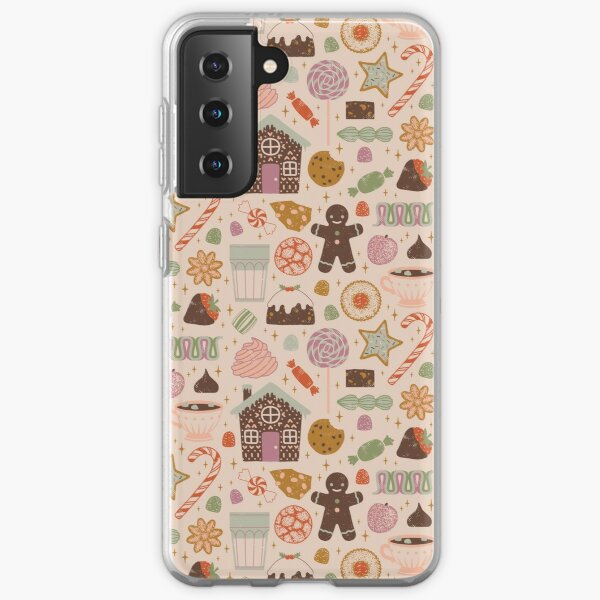 In the Land of Sweets Samsung Galaxy Soft Case