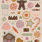 « Au pays des bonbons » par LordofMasks