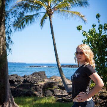 Hawaiian Palm by KimCums