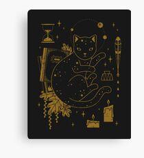 Magical Assistant Canvas Print