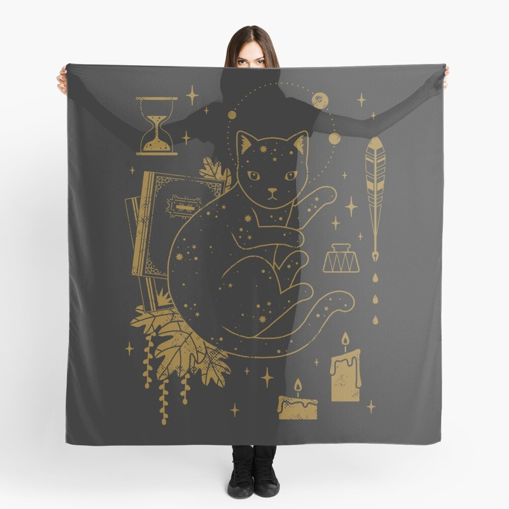 Magical Assistant Scarf