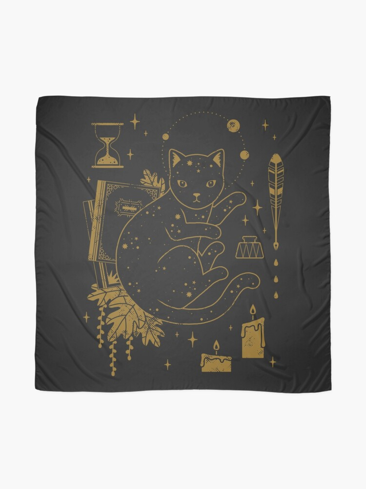 Alternate view of Magical Assistant Scarf