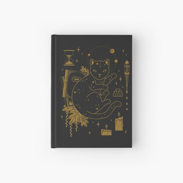 Magical Assistant Hardcover Journal