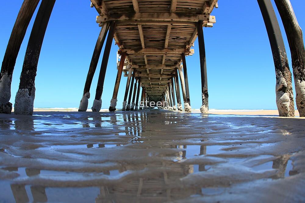 Henley Pier by steen