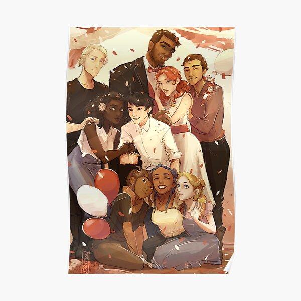 Le Rampion Creww Poster