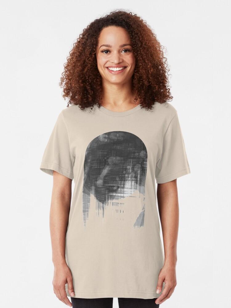 Alternate view of Analog Sunset Slim Fit T-Shirt