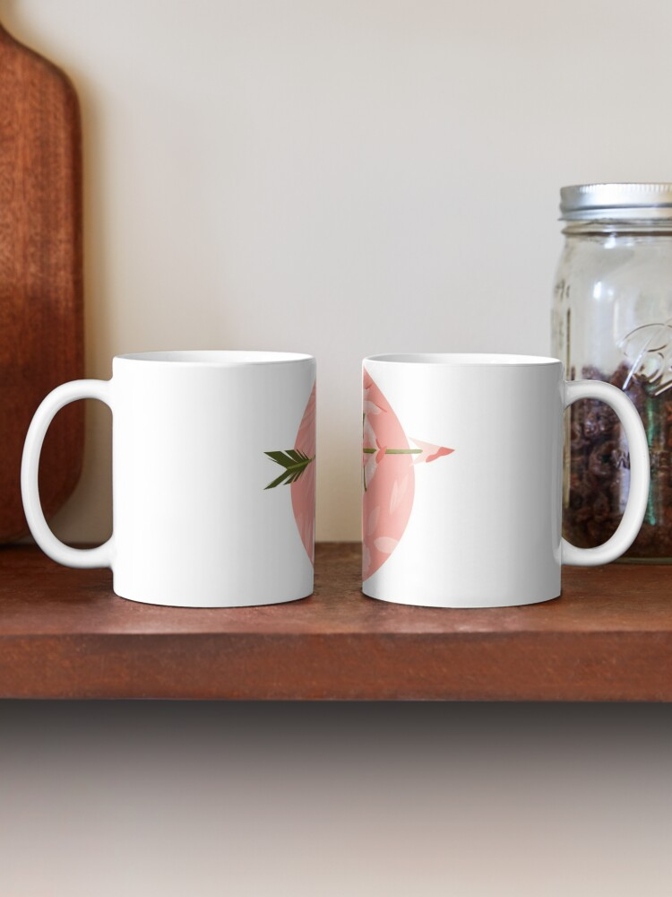 Alternate view of Shot through the hand Mug