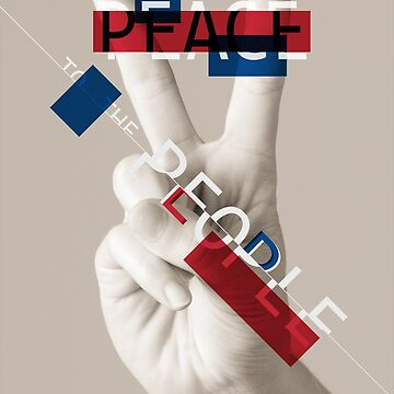 Peace to the People by TheBSF