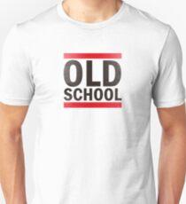 OLD SCHOOL Black T-Shirt