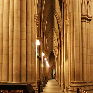 Arched Passageway by Cynthia48
