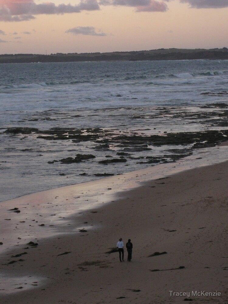 Evening stroll by Tracey McKenzie
