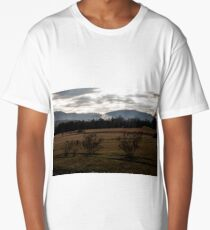 Icy Rays Long T-Shirt