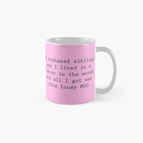 #pinkmug Classic Mug