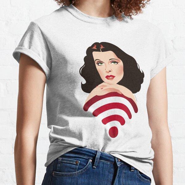 Hedy Wifi Classic T-Shirt