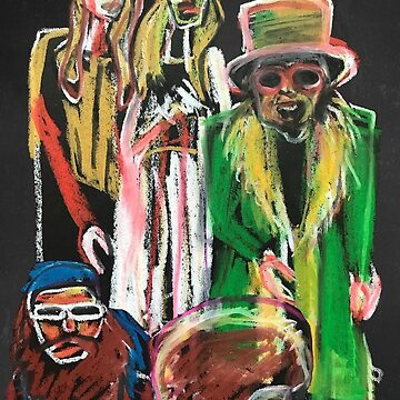 TroutMask Replica Cpt Beefheart by autonomy