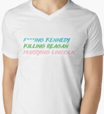 #fmk Men's V-Neck T-Shirt