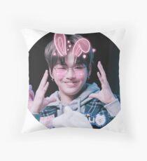 Soft Kang Daniel (Wanna One)  Throw Pillow