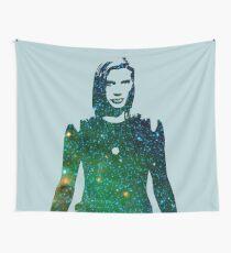 Starbuck - Battlestar Galactica Wall Tapestry