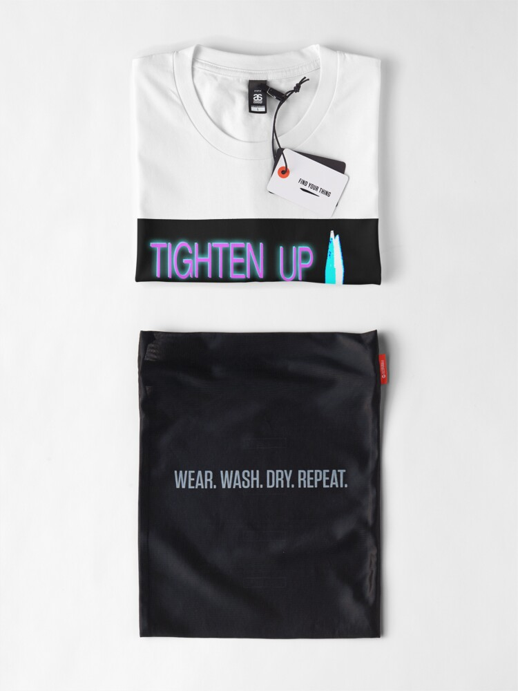 Alternate view of TIGHTEN UP NEON NIGHT Premium T-Shirt