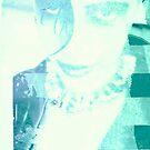 « bleu » par sandrinepagnoux