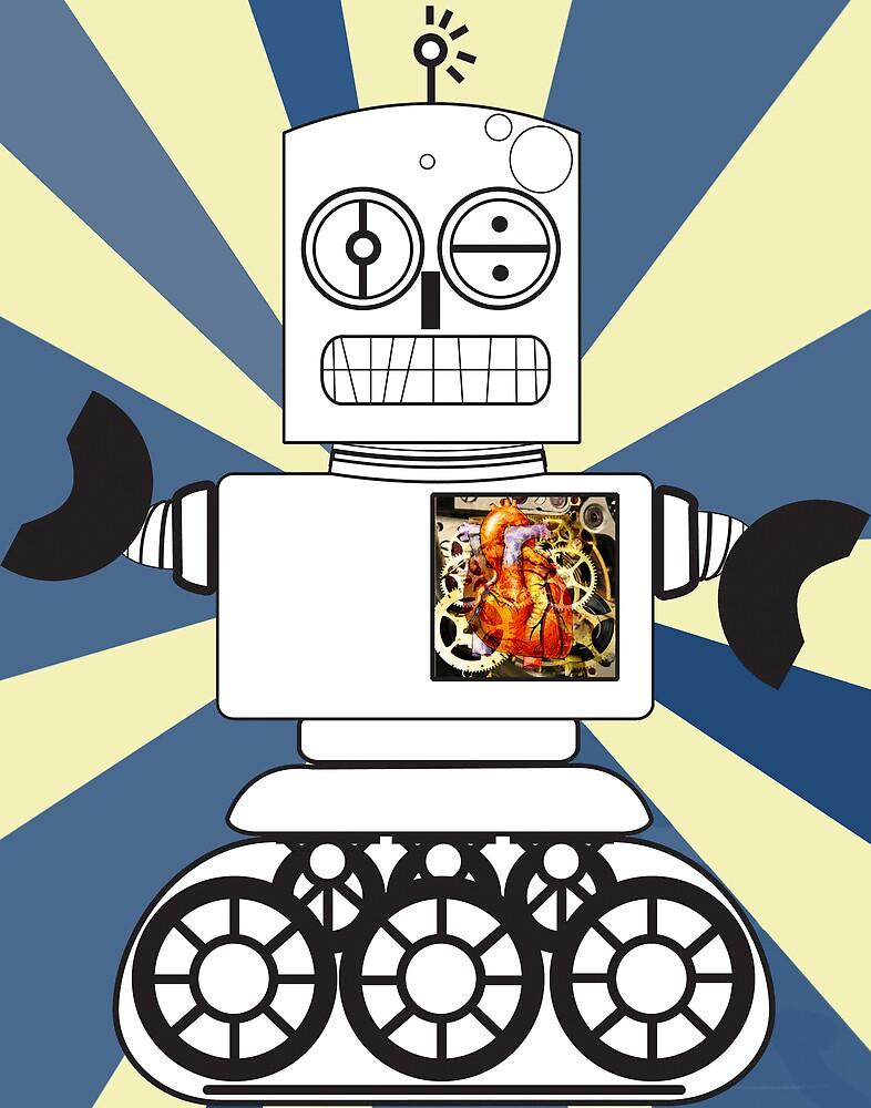 Robot(a) by JasonBrown