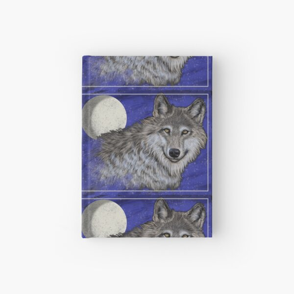 Thousand Moon Stare Hardcover Journal