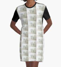 Cat - Chat de Martin Boisvert Robe t-shirt