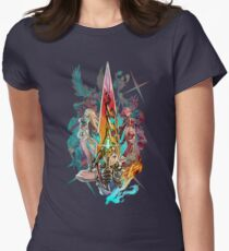 Xenoblade Chronicles™ 2 - Team Women's Fitted T-Shirt
