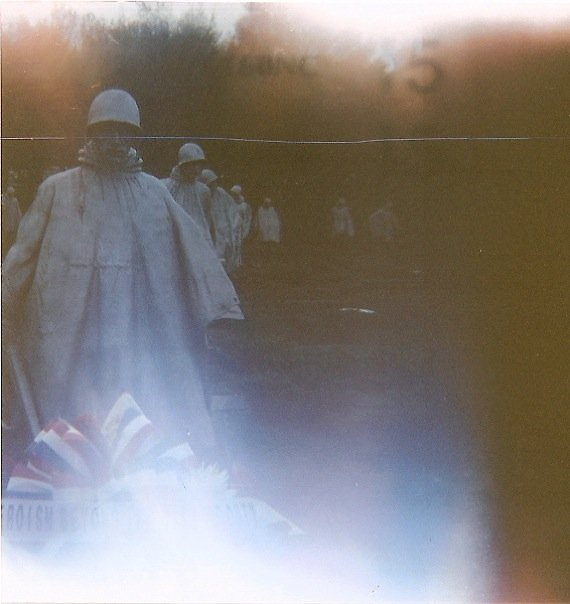 Korean War Memorial by Shannon Wright