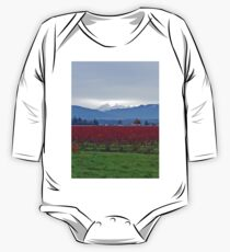 Mt Baker View One Piece - Long Sleeve