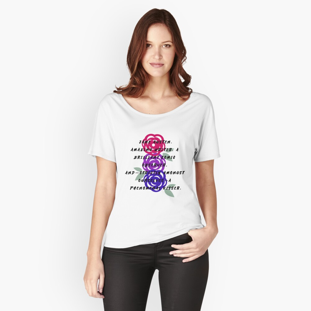 Phenomenal Kisser  Relaxed Fit T-Shirt