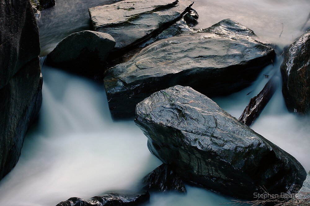 """Boulders and """"Cotton"""" by Stephen Beattie"""