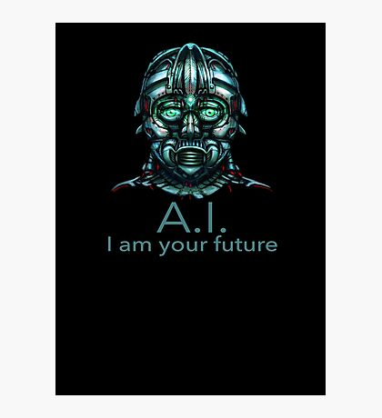 A.I. Photographic Print