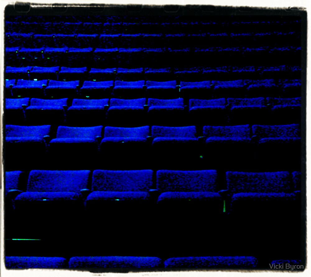 Theatre Seats by Vicki Byron