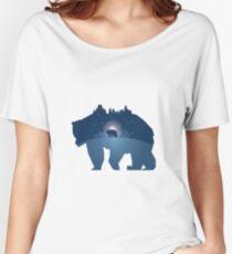 Bear in a bear Women's Relaxed Fit T-Shirt