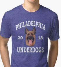 Philadelphia Underdogs 2018 Tri-blend T-Shirt