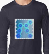 Abstract Hexagon Background 2 T-Shirt