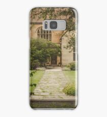 country side cottage Samsung Galaxy Case/Skin
