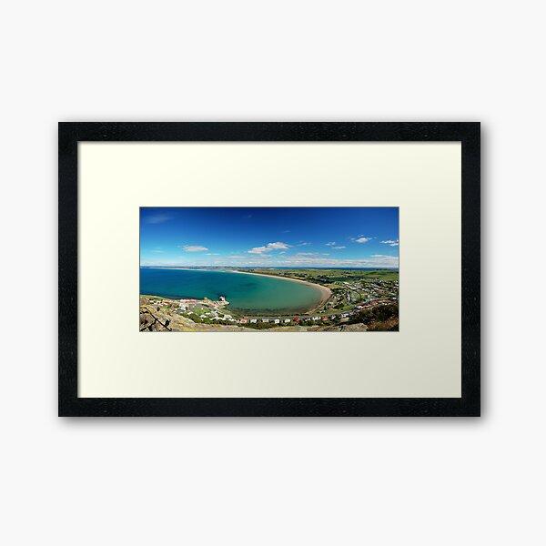 Stanley, Tasmania Framed Art Print